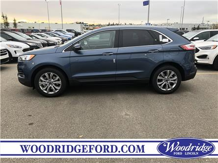 2019 Ford Edge Titanium (Stk: K-2693) in Calgary - Image 2 of 5