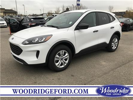 2020 Ford Escape S (Stk: L-37) in Calgary - Image 1 of 5