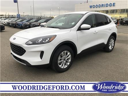 2020 Ford Escape SE (Stk: L-39) in Calgary - Image 1 of 4