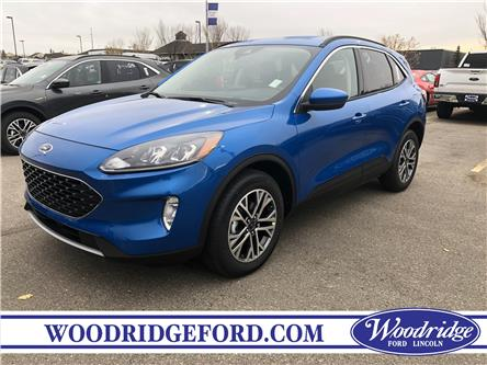 2020 Ford Escape SEL (Stk: L-43) in Calgary - Image 1 of 5