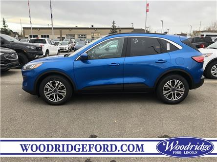 2020 Ford Escape SEL (Stk: L-43) in Calgary - Image 2 of 5
