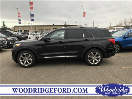 2020 Ford Explorer Platinum (Stk: L-59) in Calgary - Image 2 of 6