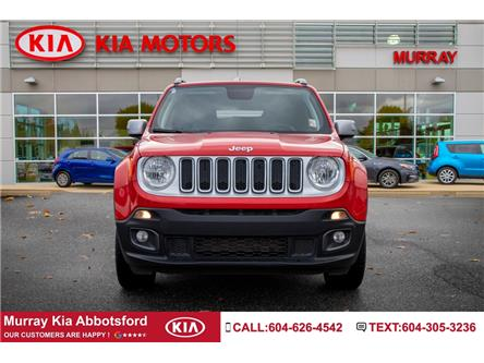2018 Jeep Renegade Limited (Stk: M1437) in Abbotsford - Image 2 of 22