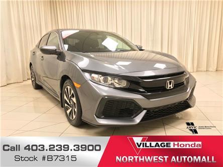 2017 Honda Civic LX (Stk: B7315) in Calgary - Image 1 of 30