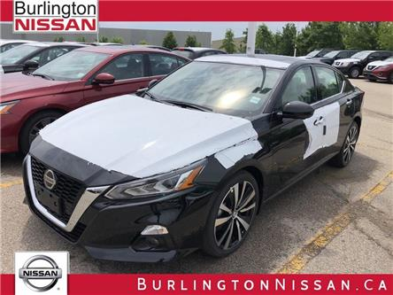 2019 Nissan Altima 2.5 Platinum (Stk: Y5525) in Burlington - Image 1 of 5