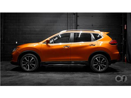 2017 Nissan Rogue SL Platinum (Stk: CT19-449) in Kingston - Image 1 of 38