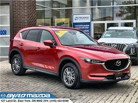 2018 Mazda CX-5 GS (Stk: 29196A) in East York - Image 1 of 28