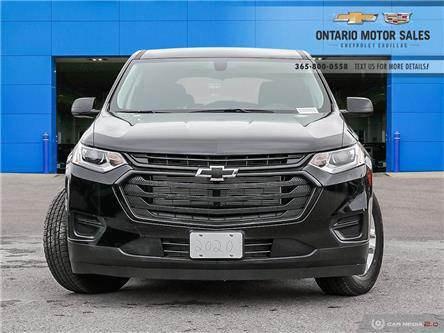 2020 Chevrolet Traverse LS (Stk: T0109857) in Oshawa - Image 2 of 19