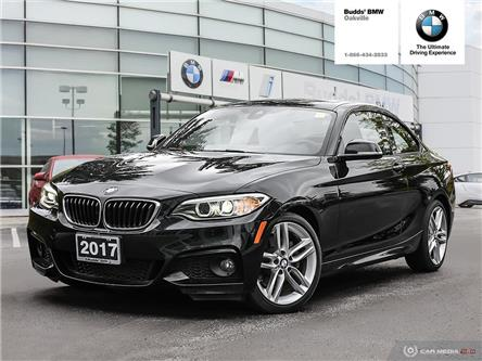 2017 BMW 230i xDrive (Stk: DB5791) in Oakville - Image 1 of 27