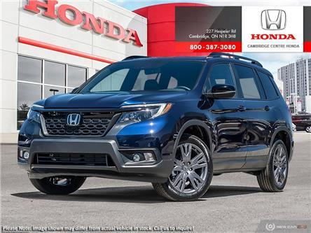 2019 Honda Passport EX-L (Stk: 19881) in Cambridge - Image 1 of 24
