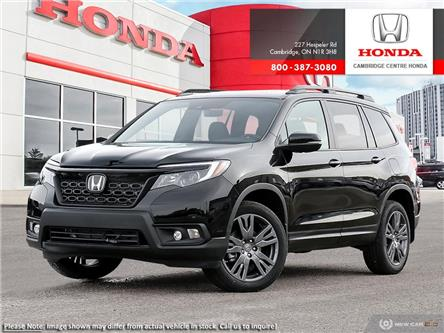 2019 Honda Passport EX-L (Stk: 19677) in Cambridge - Image 1 of 24