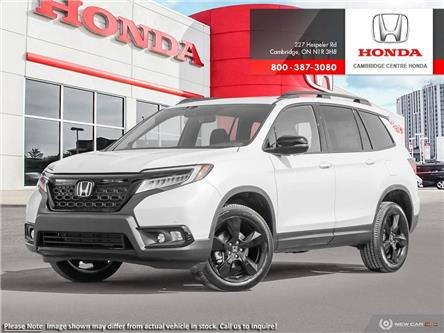2019 Honda Passport Touring (Stk: 20141) in Cambridge - Image 1 of 24