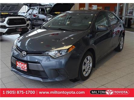 2015 Toyota Corolla  (Stk: 366988) in Milton - Image 1 of 36