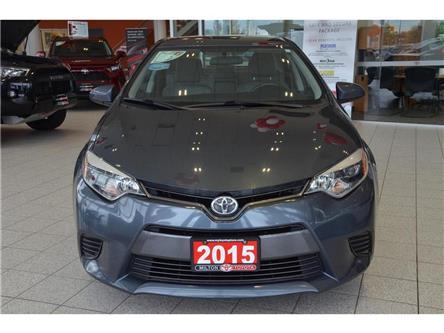 2015 Toyota Corolla  (Stk: 366988) in Milton - Image 2 of 36