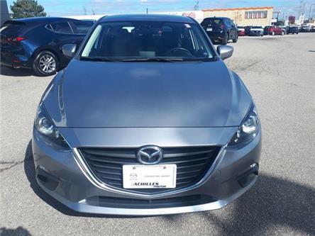 2016 Mazda Mazda3 Sport GS (Stk: P5940) in Milton - Image 2 of 11