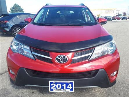 2014 Toyota RAV4 Limited (Stk: H1978A) in Milton - Image 2 of 12
