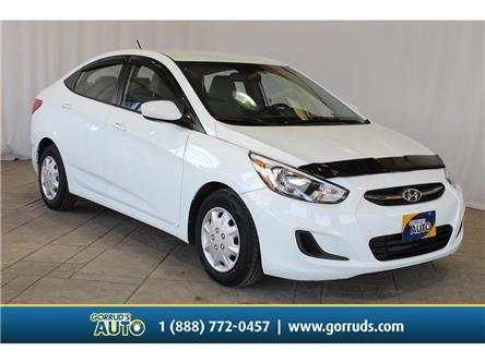 2016 Hyundai Accent  (Stk: 055343) in Milton - Image 1 of 39