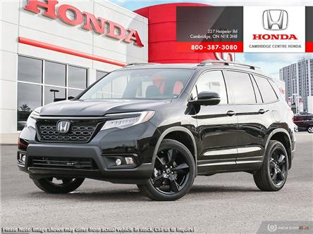 2019 Honda Passport Touring (Stk: 20318) in Cambridge - Image 1 of 24