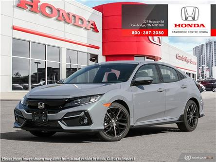 2020 Honda Civic Sport (Stk: 20306) in Cambridge - Image 1 of 24