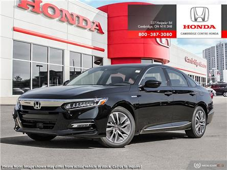 2019 Honda Accord Hybrid Touring (Stk: 20183) in Cambridge - Image 1 of 24