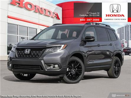 2019 Honda Passport Sport (Stk: 20180) in Cambridge - Image 1 of 24