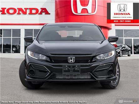 2020 Honda Civic LX (Stk: 20386) in Cambridge - Image 2 of 24