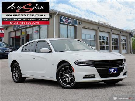 2018 Dodge Charger GT (Stk: CH1W46A) in Scarborough - Image 1 of 29
