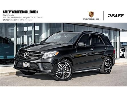2017 Mercedes-Benz GLE43 AMG 4MATIC SUV (Stk: U8278) in Vaughan - Image 1 of 22