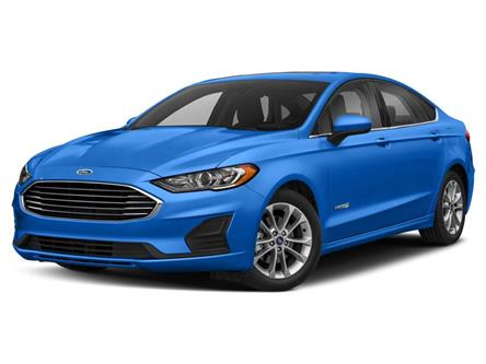 2020 Ford Fusion Hybrid Titanium (Stk: 20504) in Vancouver - Image 1 of 9