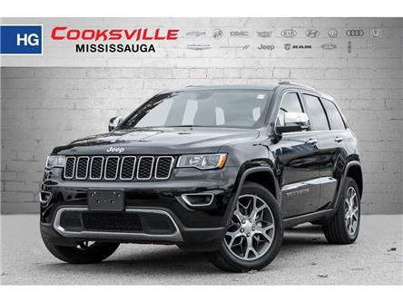 2019 Jeep Grand Cherokee Limited (Stk: 8093PR) in Mississauga - Image 1 of 21