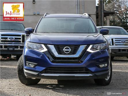 2017 Nissan Rogue SV (Stk: JB19103) in Brandon - Image 2 of 27