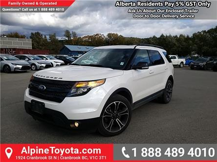 2015 Ford Explorer Sport (Stk: 5730197A) in Cranbrook - Image 1 of 27