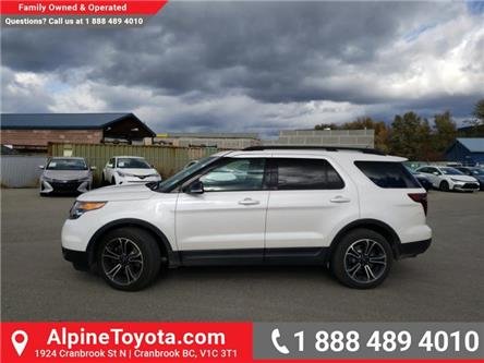 2015 Ford Explorer Sport (Stk: 5730197A) in Cranbrook - Image 2 of 27