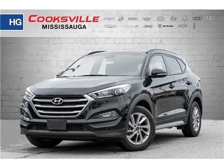 2018 Hyundai Tucson  (Stk: H8000PR) in Mississauga - Image 1 of 19