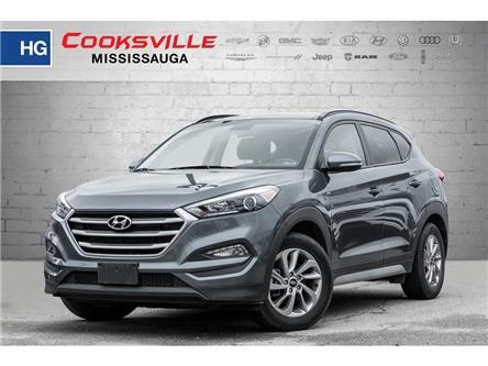 2018 Hyundai Tucson  (Stk: H8001PR) in Mississauga - Image 1 of 19