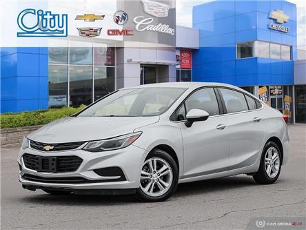2018 Chevrolet Cruze LT Auto (Stk: R12384) in Toronto - Image 1 of 27