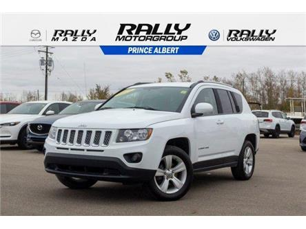 2014 Jeep Compass Sport/North (Stk: V1052) in Prince Albert - Image 1 of 11