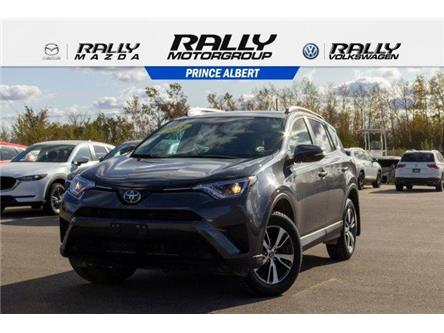 2018 Toyota RAV4 LE (Stk: V1024) in Prince Albert - Image 1 of 11
