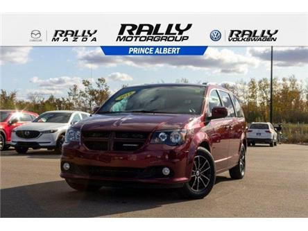 2018 Dodge Grand Caravan GT (Stk: V978) in Prince Albert - Image 1 of 11