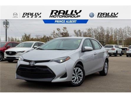 2018 Toyota Corolla  (Stk: V1018) in Prince Albert - Image 1 of 11