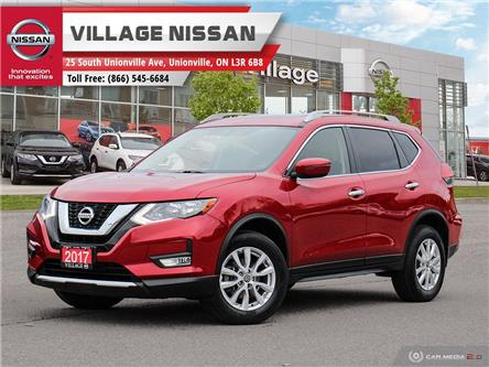 2017 Nissan Rogue SV (Stk: 90234A) in Unionville - Image 1 of 28