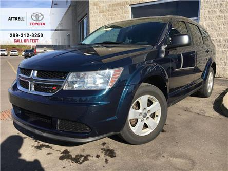 2014 Dodge Journey SE FWD DVD PLAYER, PUSH BUTTON START, ABS, ALLOY W (Stk: 45785A) in Brampton - Image 1 of 24