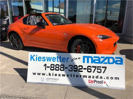 2019 Mazda MX-5 RF GS-P (Stk: 35891) in Kitchener - Image 1 of 29