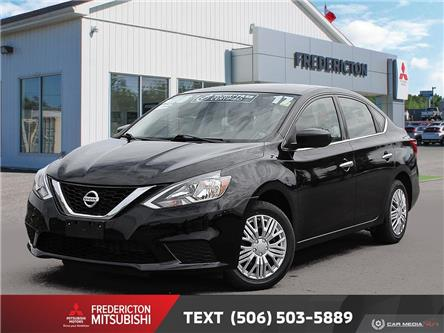 2017 Nissan Sentra 1.8 SV (Stk: 190813A) in Fredericton - Image 1 of 23