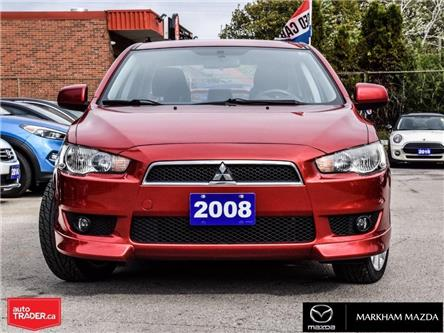 2008 Mitsubishi Lancer GTS (Stk: D5190785A) in Markham - Image 2 of 25