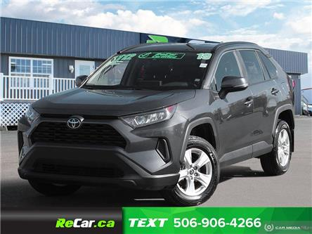2019 Toyota RAV4 LE (Stk: 191239A) in Fredericton - Image 1 of 23