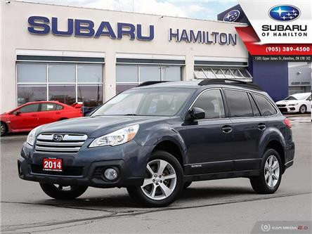 2014 Subaru Outback 3.6R (Stk: S7895A) in Hamilton - Image 1 of 27