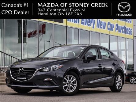 2016 Mazda Mazda3 GS (Stk: SU1384) in Hamilton - Image 1 of 24