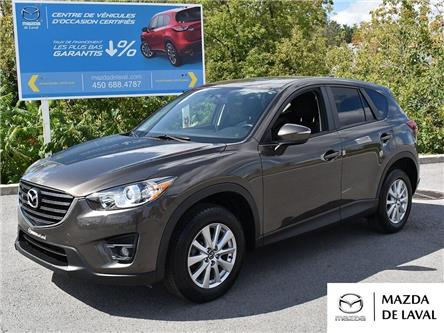 2016 Mazda CX-5 GS (Stk: U7422) in Laval - Image 1 of 17