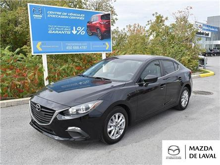 2016 Mazda Mazda3 GS (Stk: U7405) in Laval - Image 1 of 16